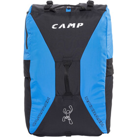 Camp Roxback Rugzak, sky blue/black